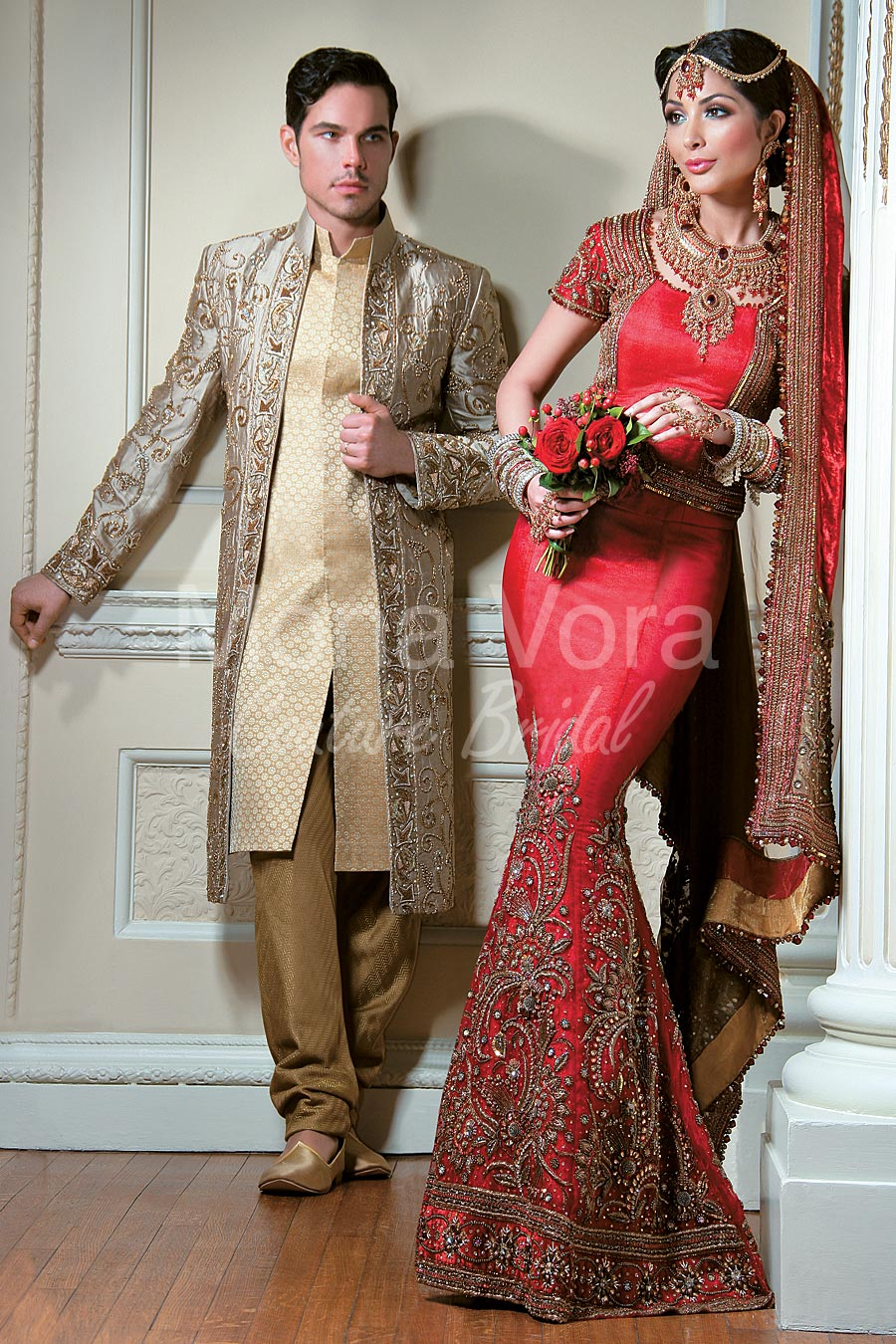 Buy Indian Bridal Wear, Traditional Indian Wedding Dress & Indian ...