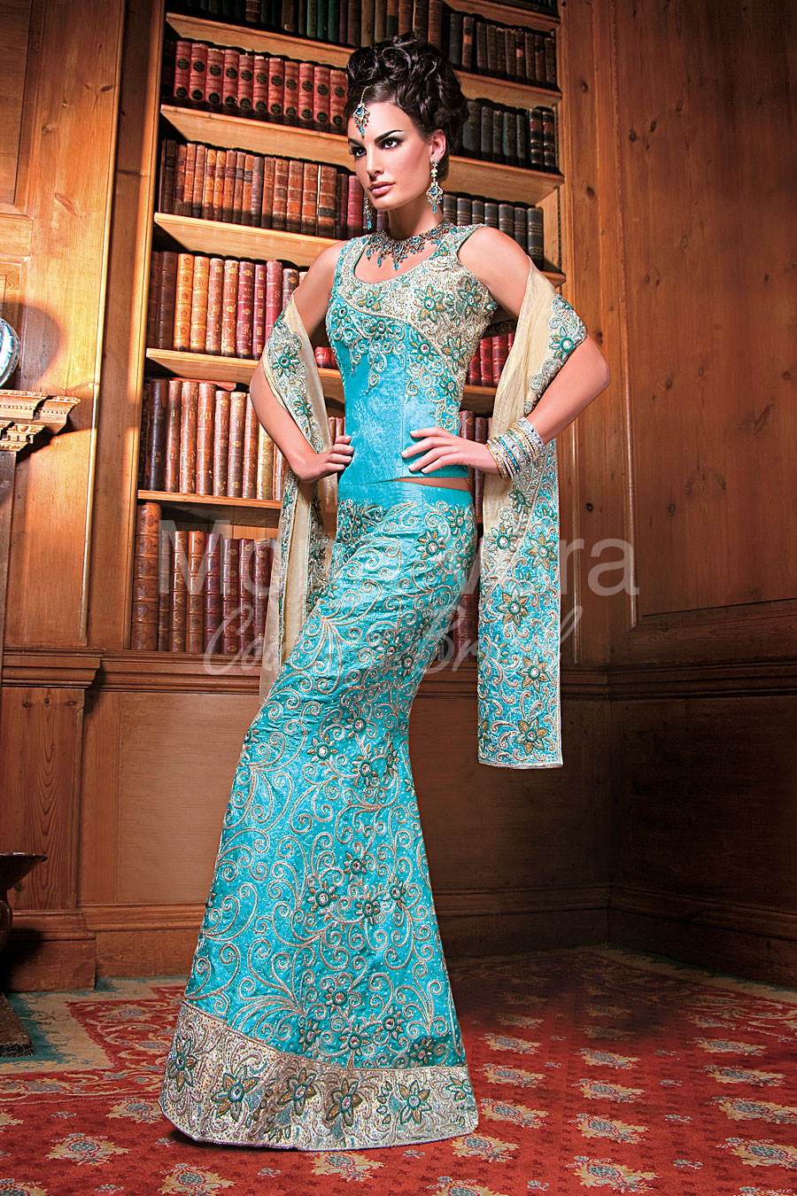 Indian Bridal Wear, Asian Wedding Outfits for Brides in United ...