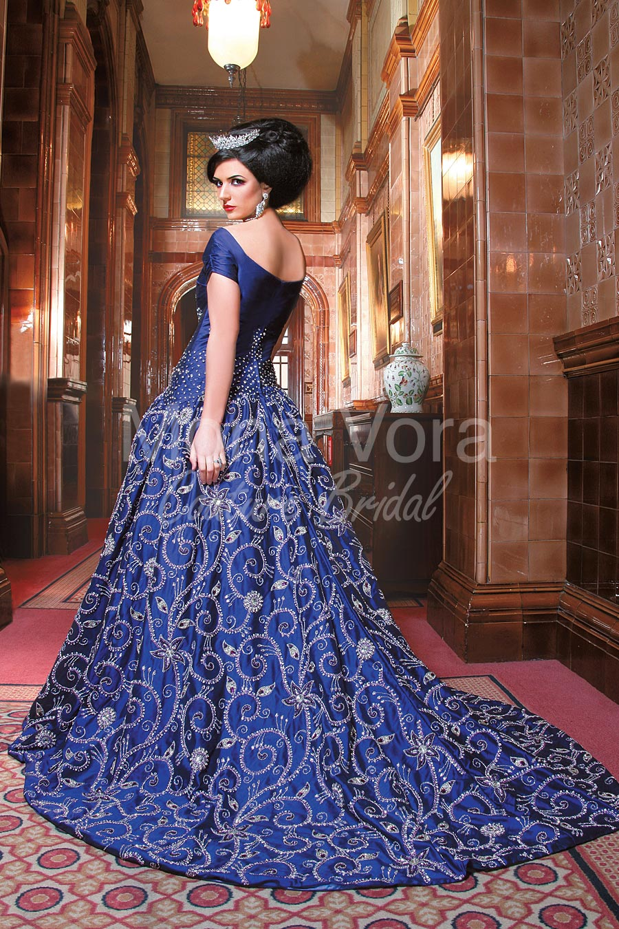 Buy Different Vibrant Colors Of Asian Wedding Dresses And Bridal