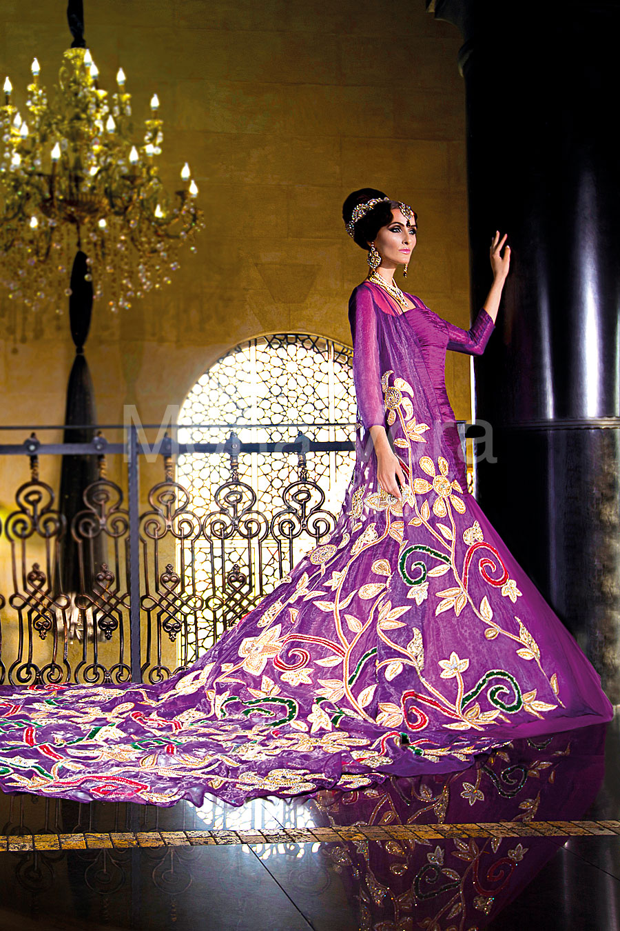 Bring your own design | Asian Bridal Wear & Fusion Dresses by Mona Vora