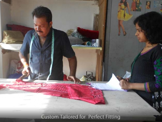 CUSTOM TAILORED FOR PERFECT FITTING