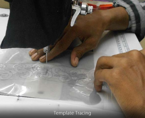 template-tracing