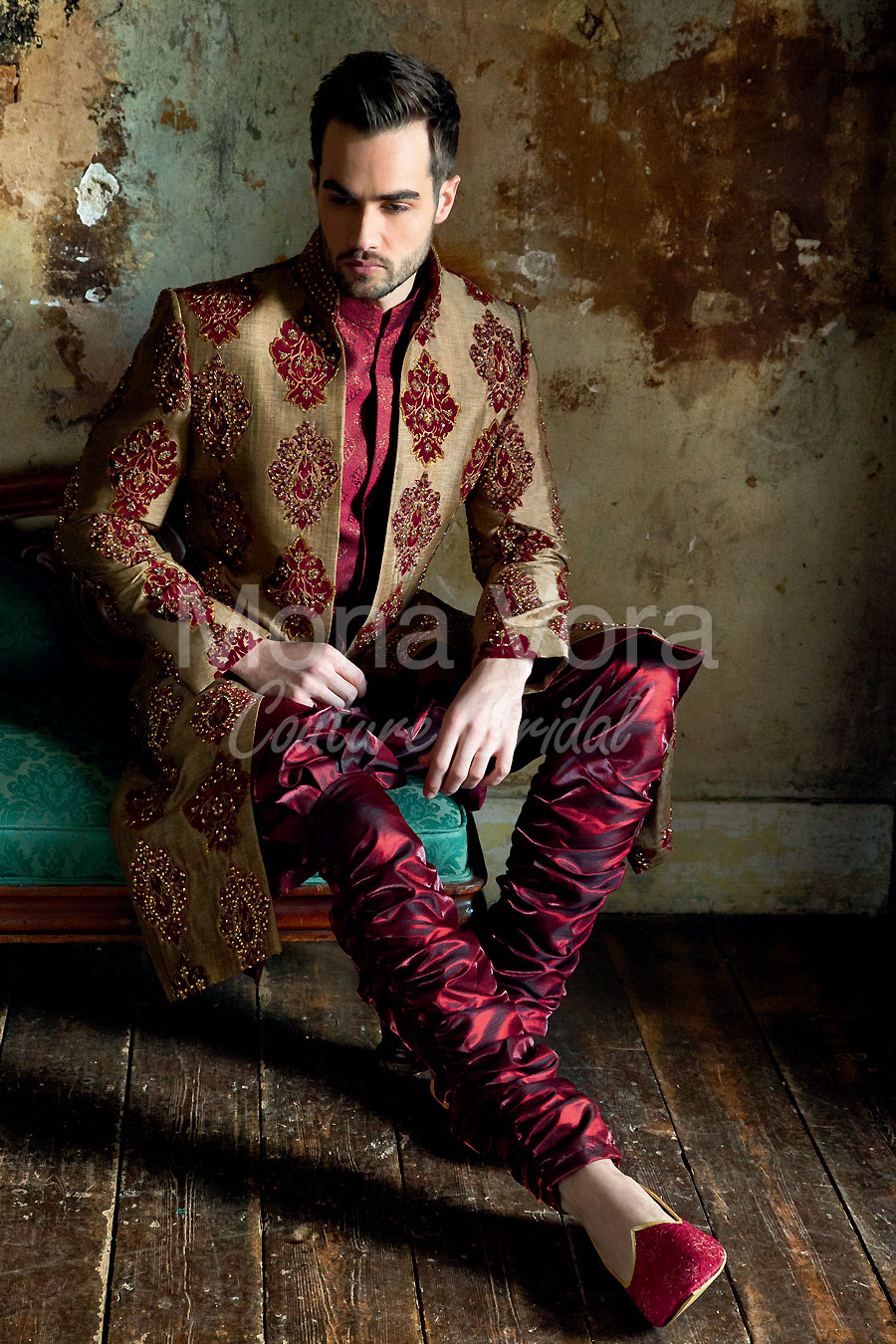Indian Grooms Sherwani Suit Online, Traditional Indian Wedding ...