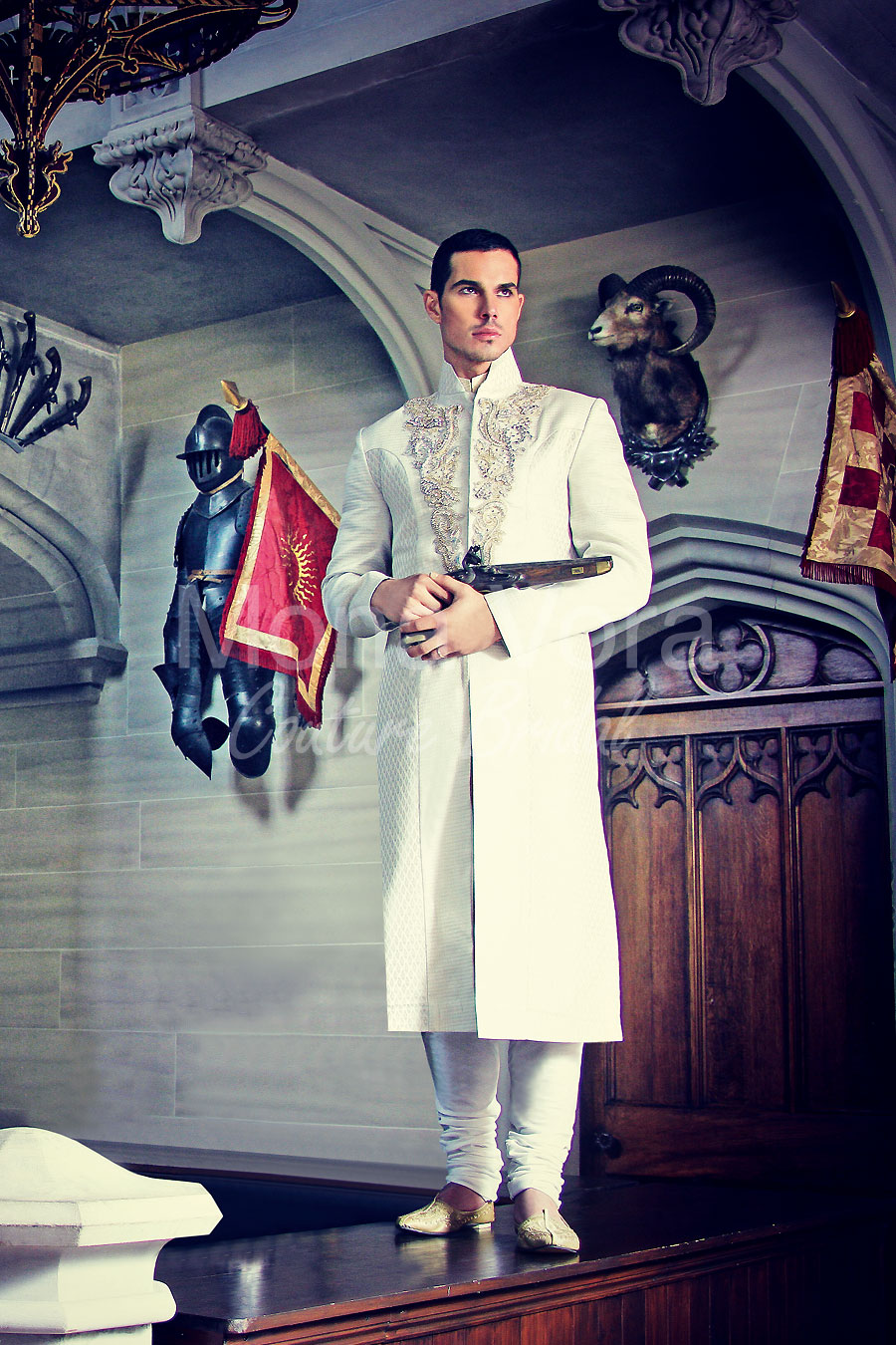 Perfect Indian Wedding Outfits for Men, Grooms Sherwani & Indian Suits