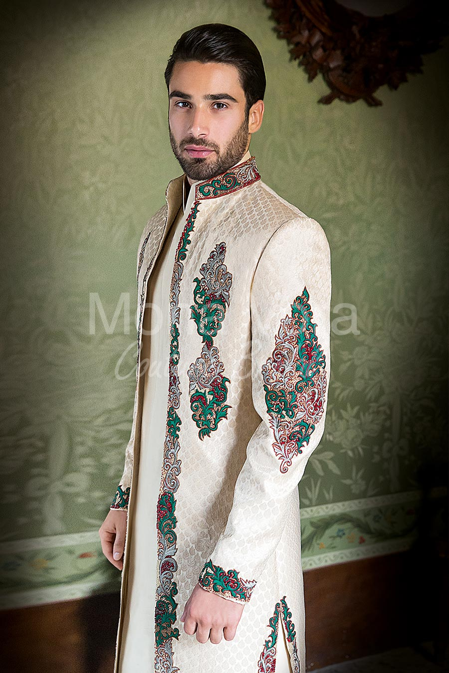 Mens Wedding Suits Online  Asian Grooms Fusion Wear, Indian